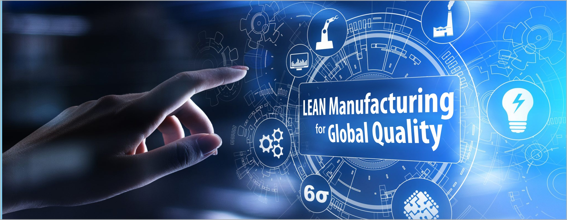Total Quality Management - Essential for survival and growth of every industry