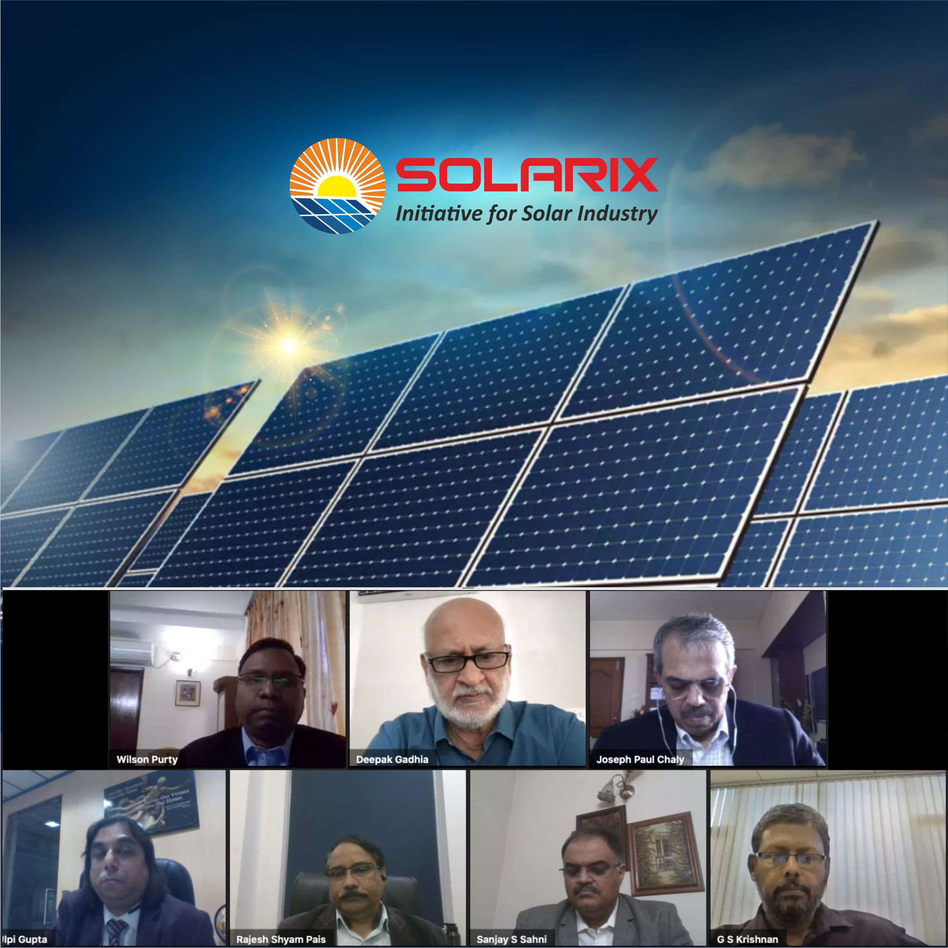 Solarix 2021 conducted virtually,  to align with country's National Solar Mission