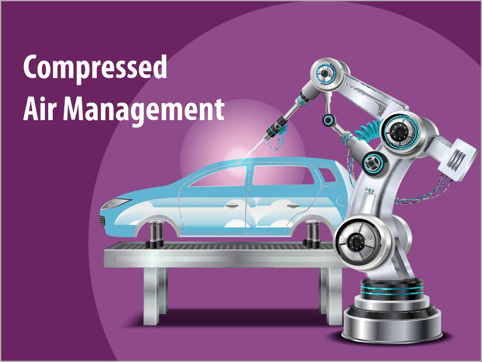 Compressed Air Management in Coating Shops
